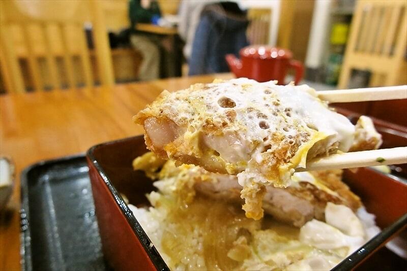 そば処きしやカツ丼蕎麦セット7