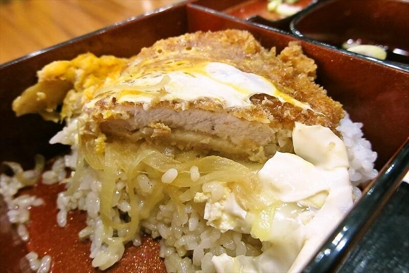 そば処きしやカツ丼蕎麦セット8