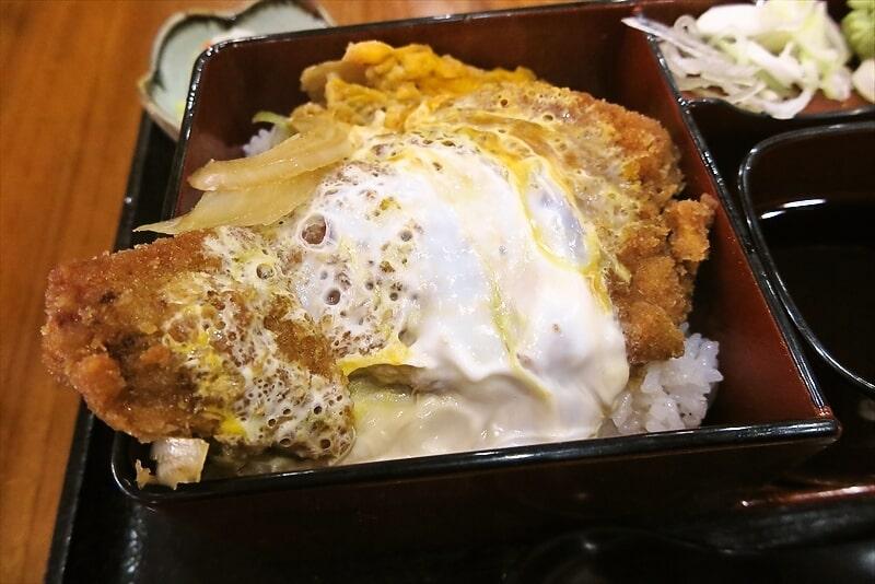 そば処きしやカツ丼蕎麦セット3
