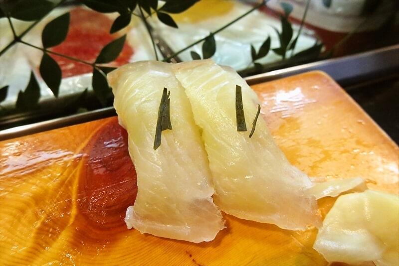 みどり寿司ひらめ