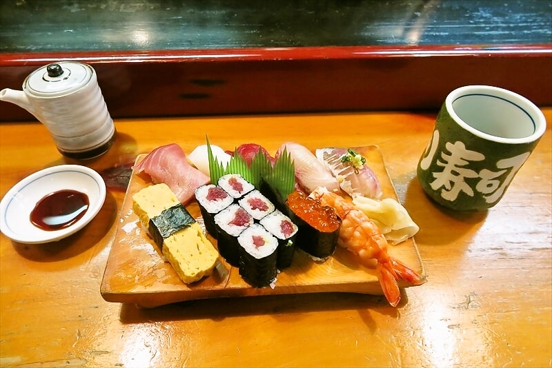 みどり寿司上寿司1