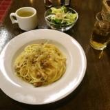 相模原『喫茶室ノスタルジー』カルボナーラ500円ですと?