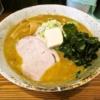 相模原『六花 -Rokka-』牛乳味噌カレーらーめん的な限定ラーメンを食す!