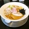 『中華そば 麺や六助』限定の生姜平打ち中華そばを食す!@相模原