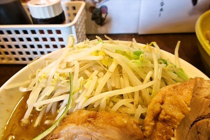 麺屋歩夢大つけ麺ラー油抜き釜揚げネギW2
