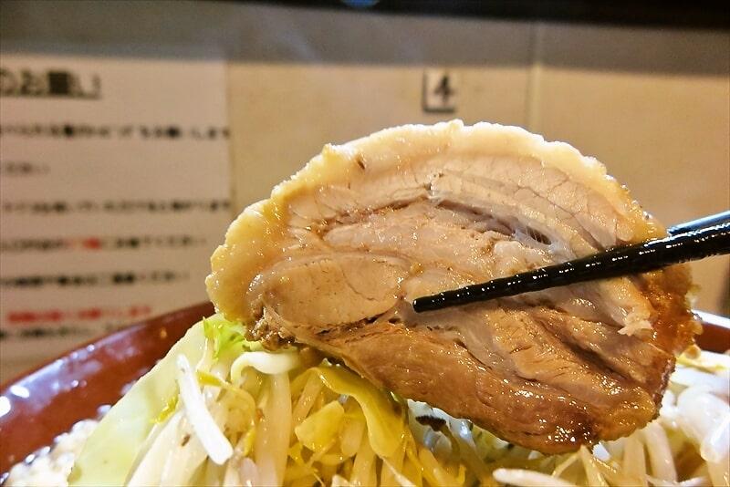 豚星。ラーメン麺マシ700gブタマシ6
