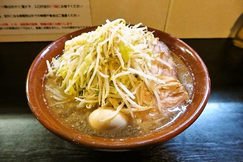 豚星。ラーメン麺マシ700gブタマシ1