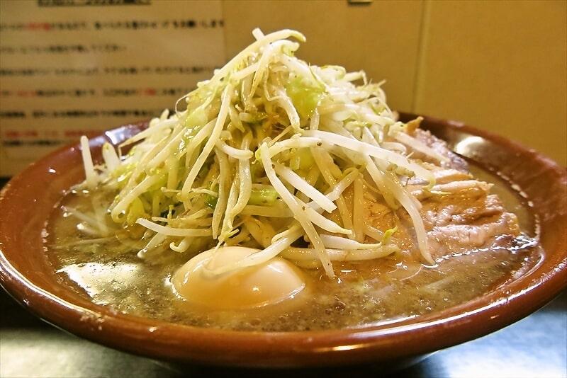 豚星。ラーメン麺マシ700gブタマシ3
