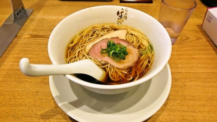 『らぁ麺 はやし田』相模原鵜野森店でラーメンを最速で実食レビュー!
