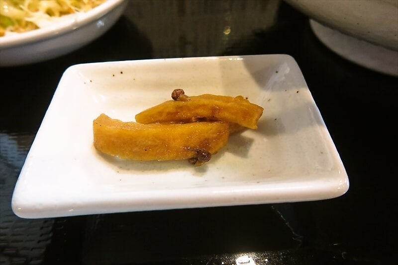 中華飯店百年メンマ