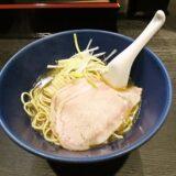 東神奈川駅『カニトン』紅ズワイガニ的なラーメンを食べてみた