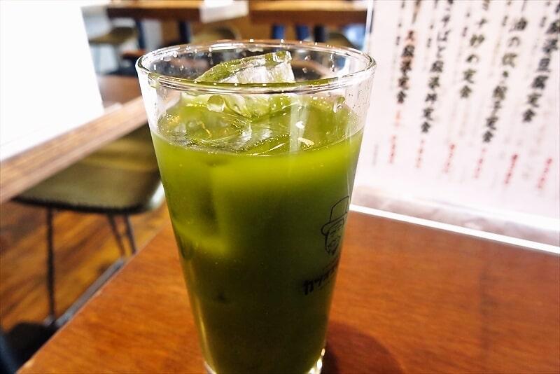 カツオスタンド濃厚緑茶