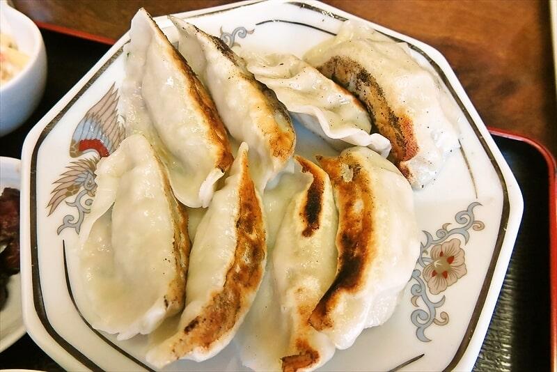 中華料理香林ランチ餃子定食8個2