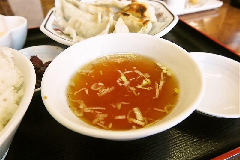 中華料理香林スープ