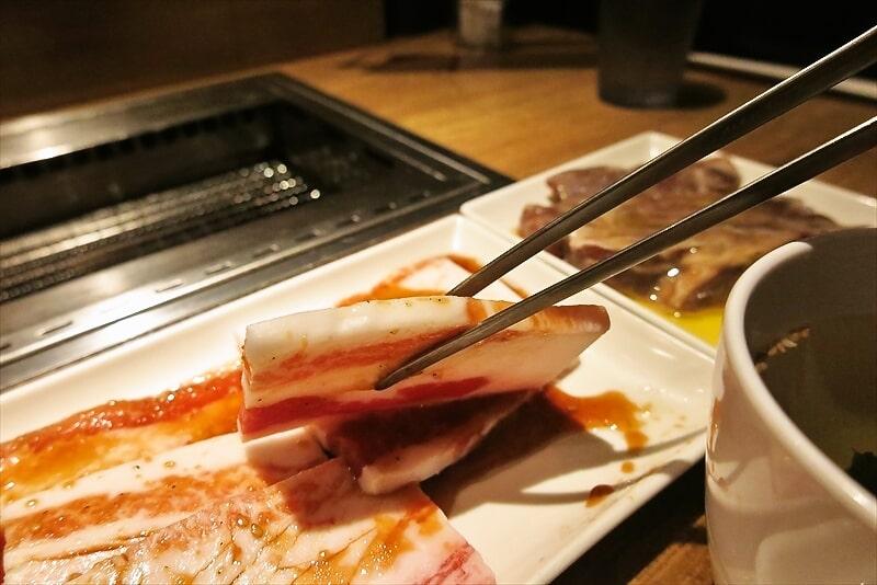 焼肉ライクイベリコ豚