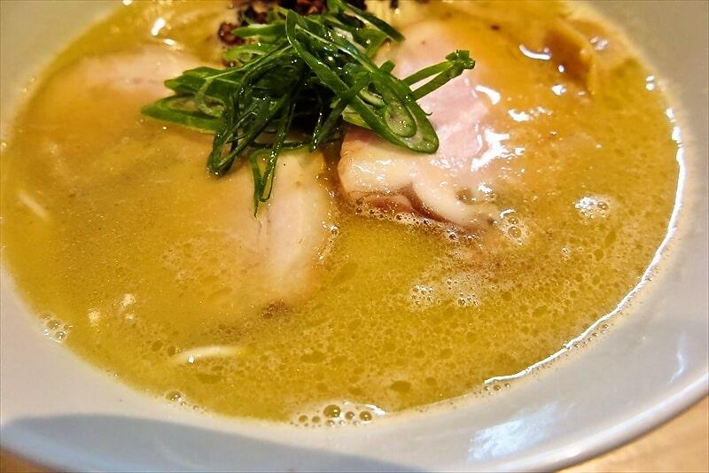 中村麺三郎商店白湯ラーメン6