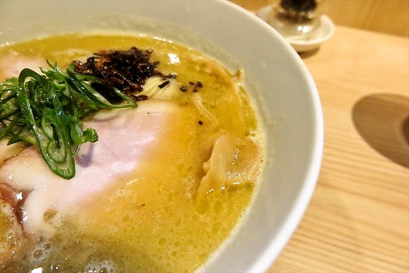 中村麺三郎商店白湯ラーメン3