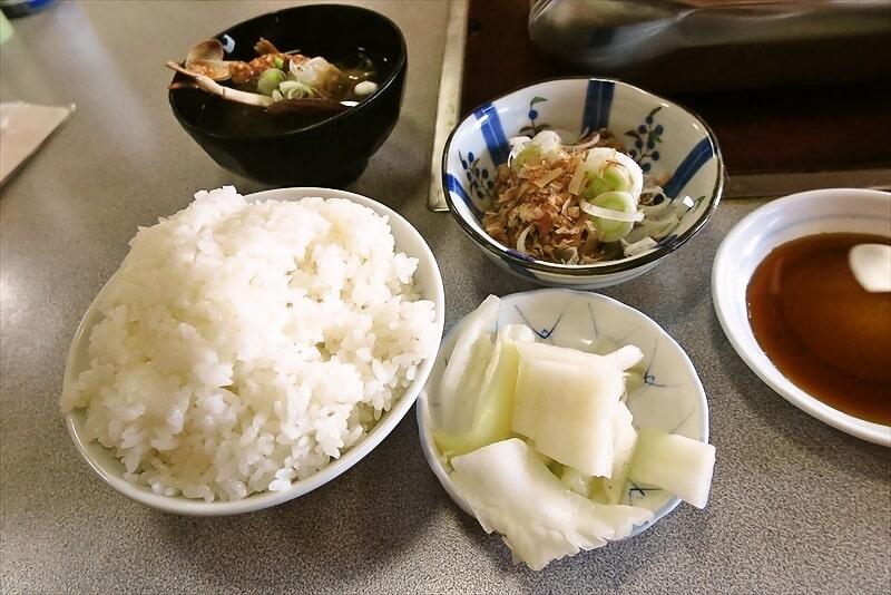 焼肉オックス豚トロ定食5