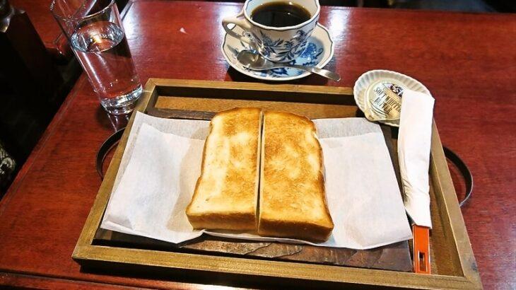 鹿鳴舘トーストセット1