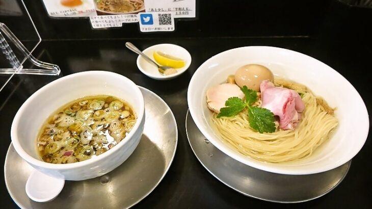 """『麺や六助』つけそば的な""""つけ麺""""が美味しかったので御報告@相模原"""