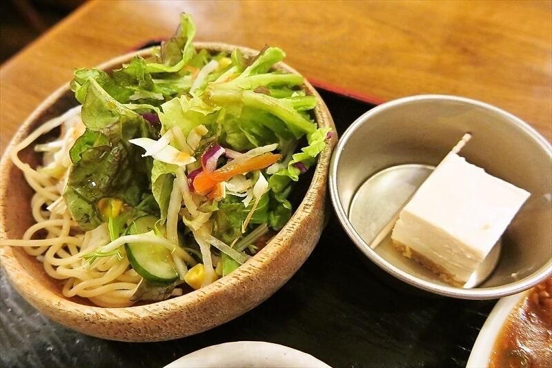 西遊記麻婆豆腐定食2