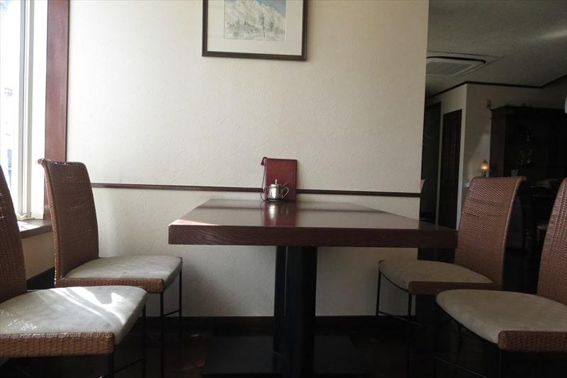 cafe四季店内写真2