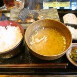 町田『しんぱち食堂』朝さば文化干し定食的なモーニングどうでしょう?