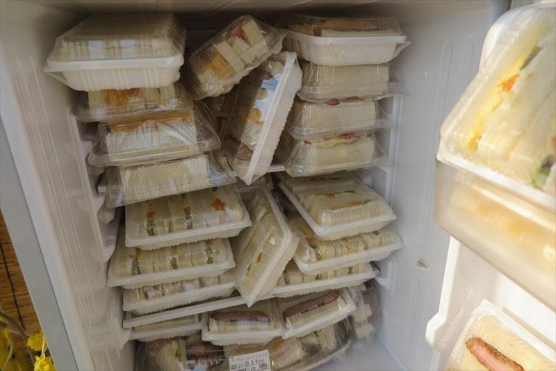 玉子サンド研究所冷蔵庫の中身2