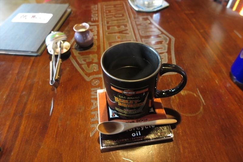 鐵馬厩ブレンドコーヒー