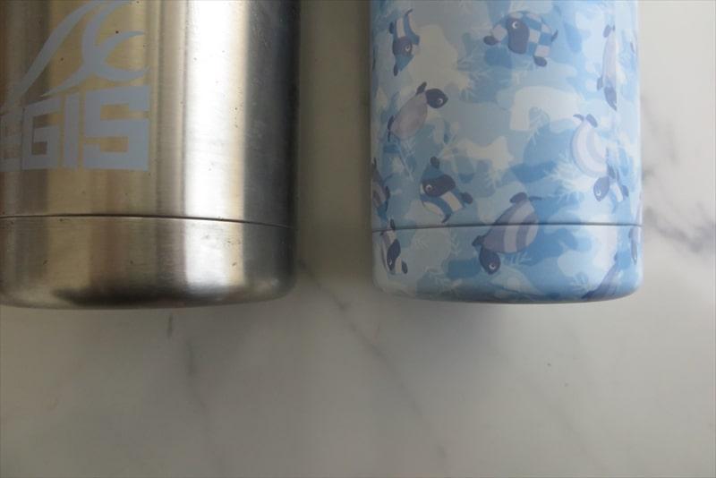 ワークマン500ml専用真空保冷ペットボトルホルダー9