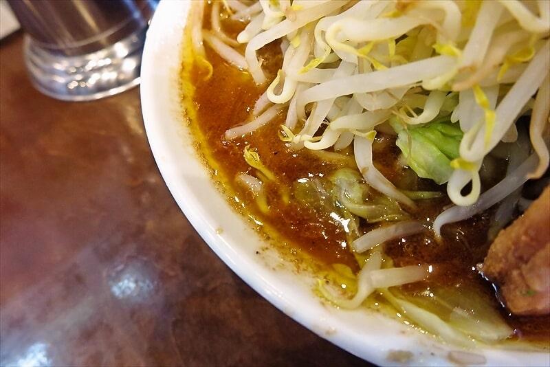『麺屋 歩夢』小ラーメン豚マシカレー2