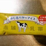 『赤城乳業 かじるバターアイス』が思ってたよりもバターな件