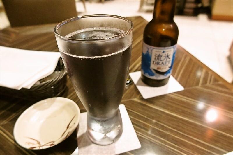 『コンパス』流氷ドラフトビール