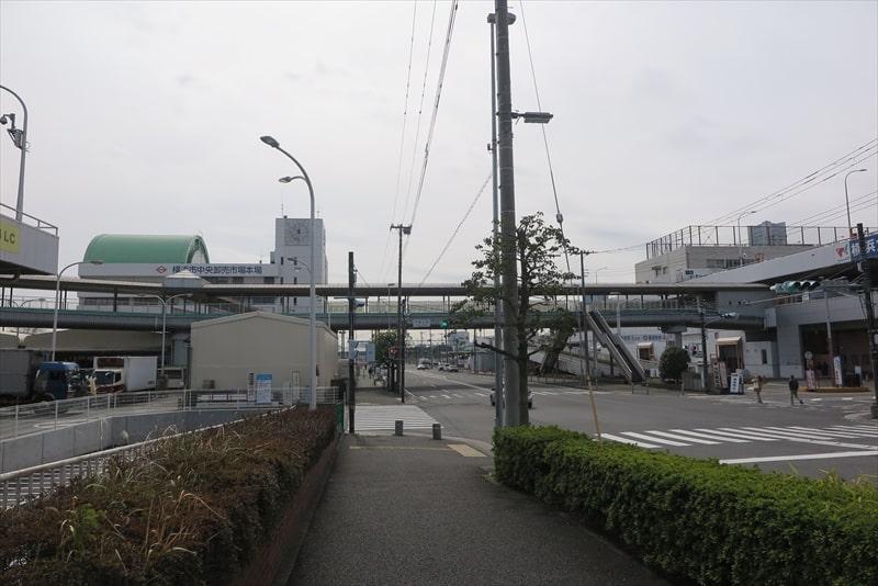 横浜中央卸売市場1