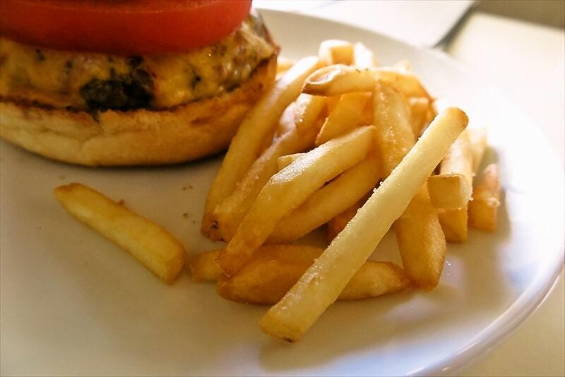 e-burgersレッドチェダーチーズバーガー7