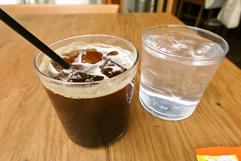 八代目伏見双雲堂アイスコーヒー