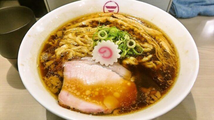 『横浜中華そば 維新商店』中華そば大盛り的なラーメンが美味しい件