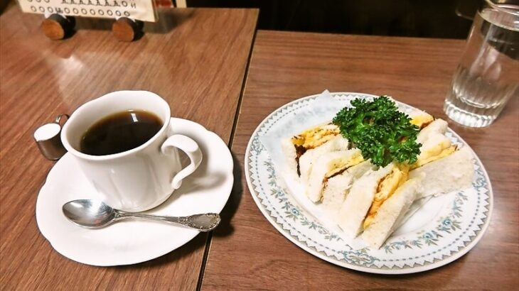 沼津『ケルン』沼津の朝は老舗喫茶店のコーヒーで始まる説