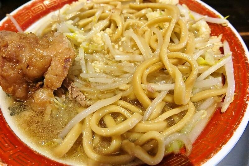 麺でる小ラーメン豚8