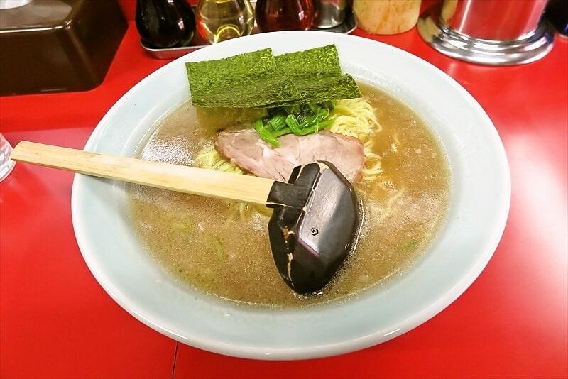 ラーメンショップ横山台店ラーメン1