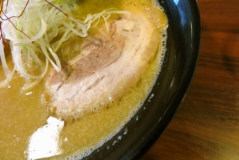 麺屋蓮花味噌とんこつラーメン3