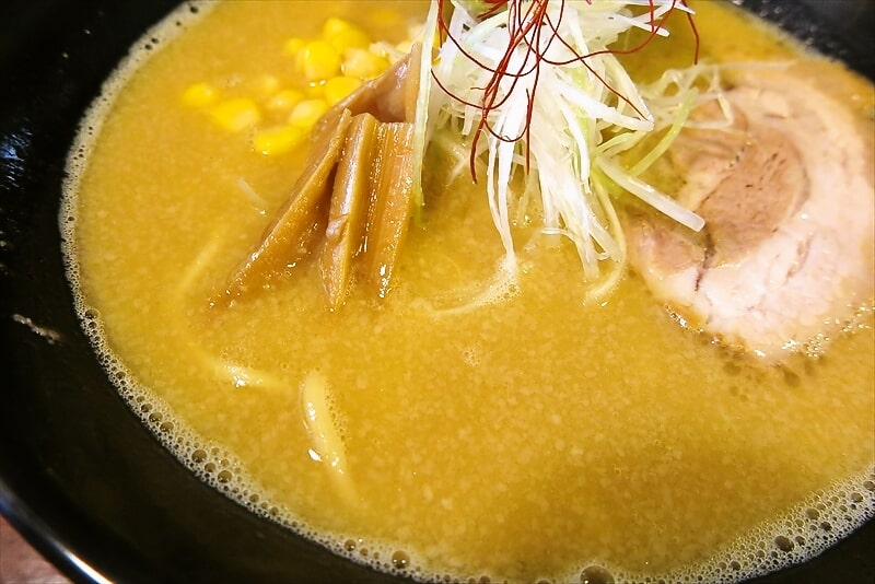 麺屋蓮花味噌とんこつラーメン5