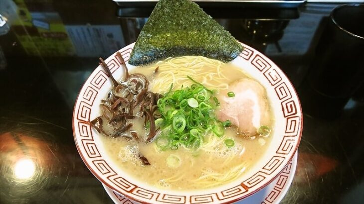六角堂本店ラーメン1