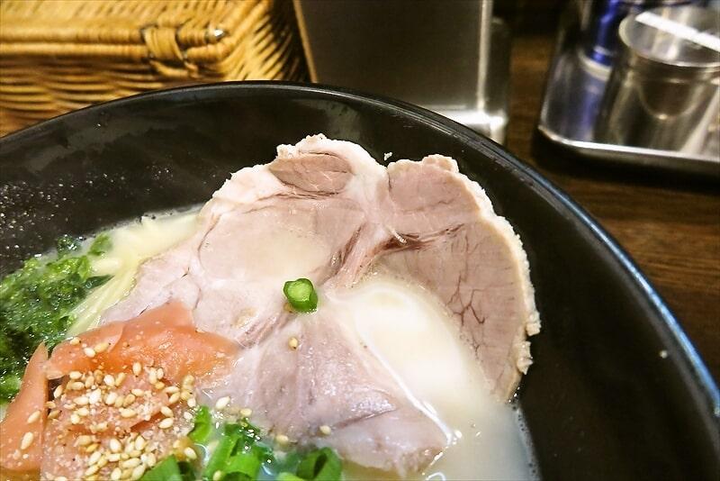 長崎らーめん西海製麺所アゴ出汁ラーメン2