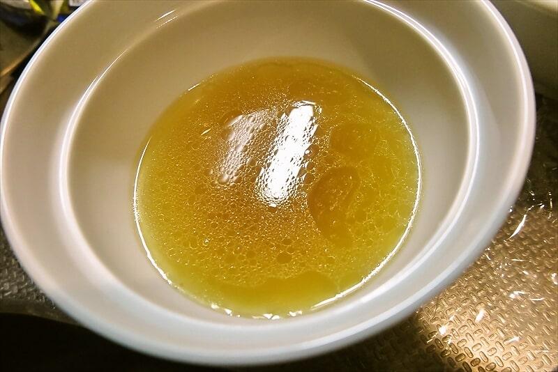 しおらーめん進化監修昆布水のしおつけ麺スープ2