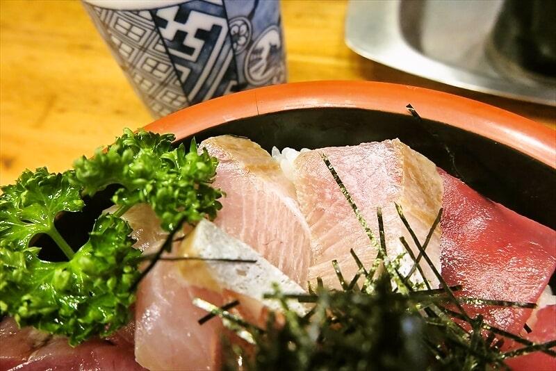 『とき』海鮮丼(肉じゃが付き)6
