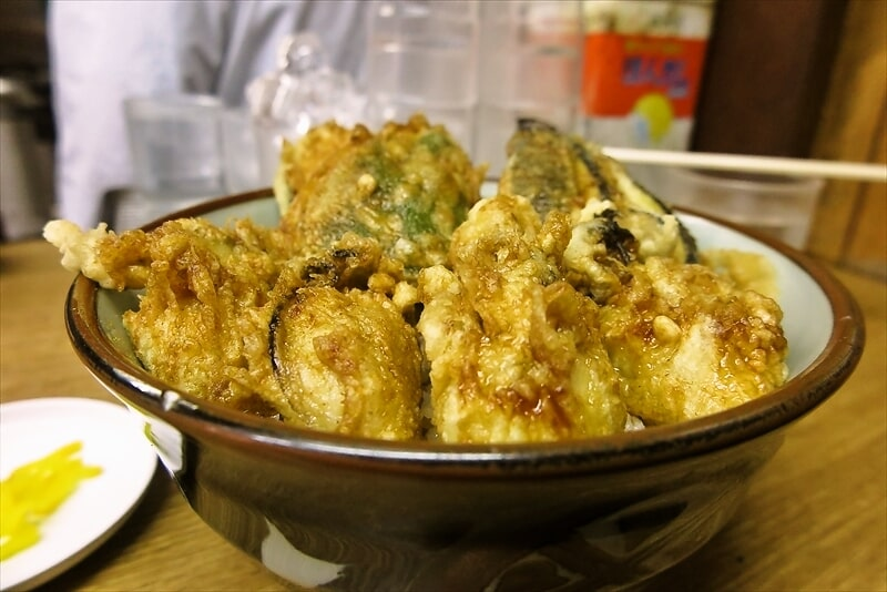 豊野丼かき天丼4