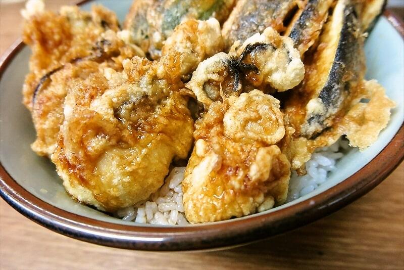 豊野丼かき天丼6