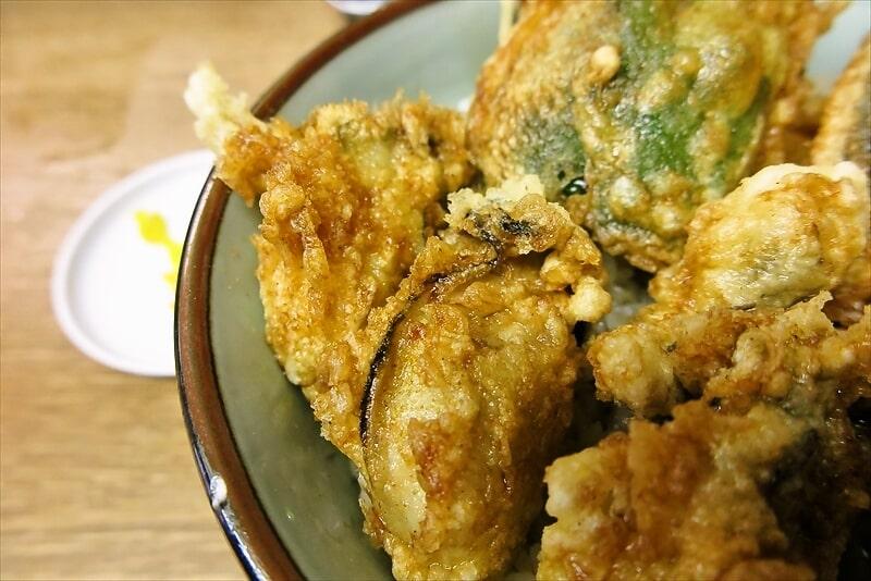豊野丼かき天丼7