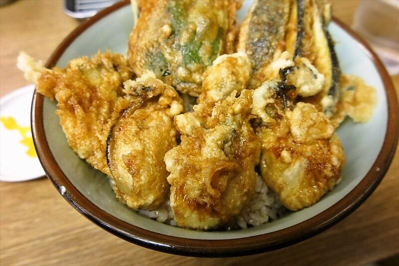 豊野丼かき天丼3